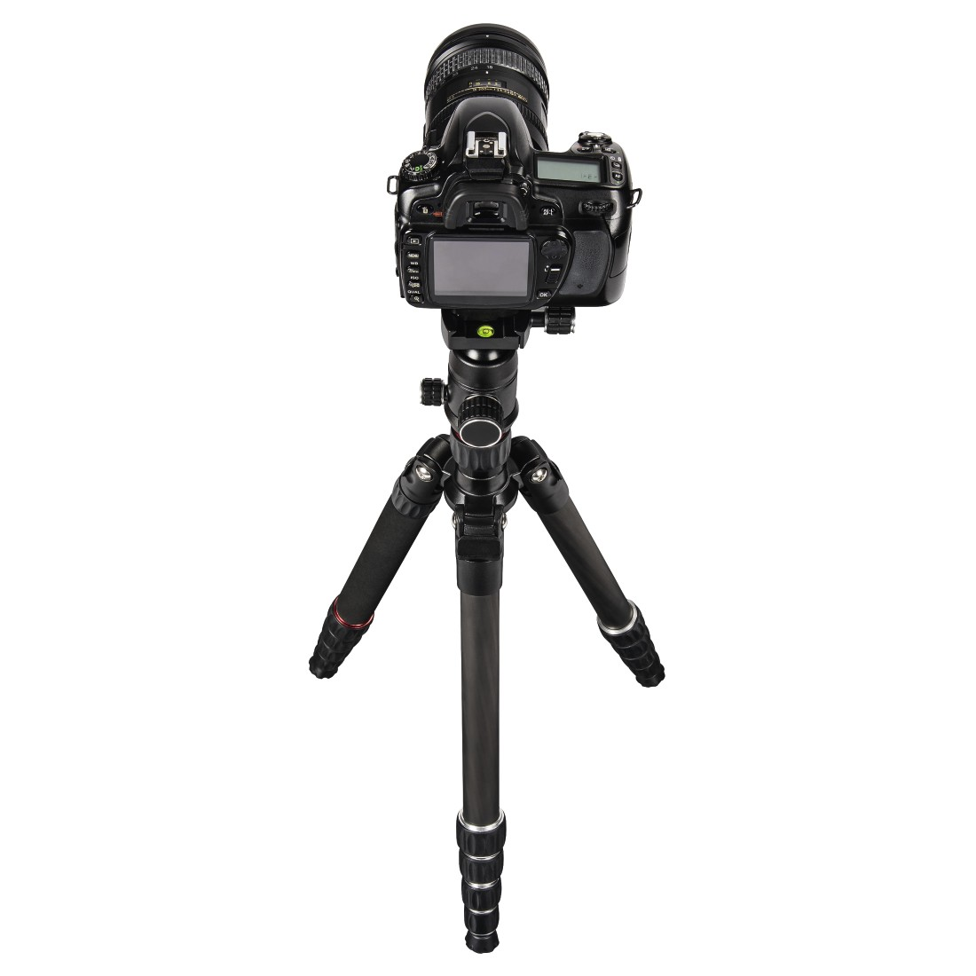 dex8 High-Res Detail 8 - Hama, Professional Premium Duo Carbon Tripod, 153 - Ball