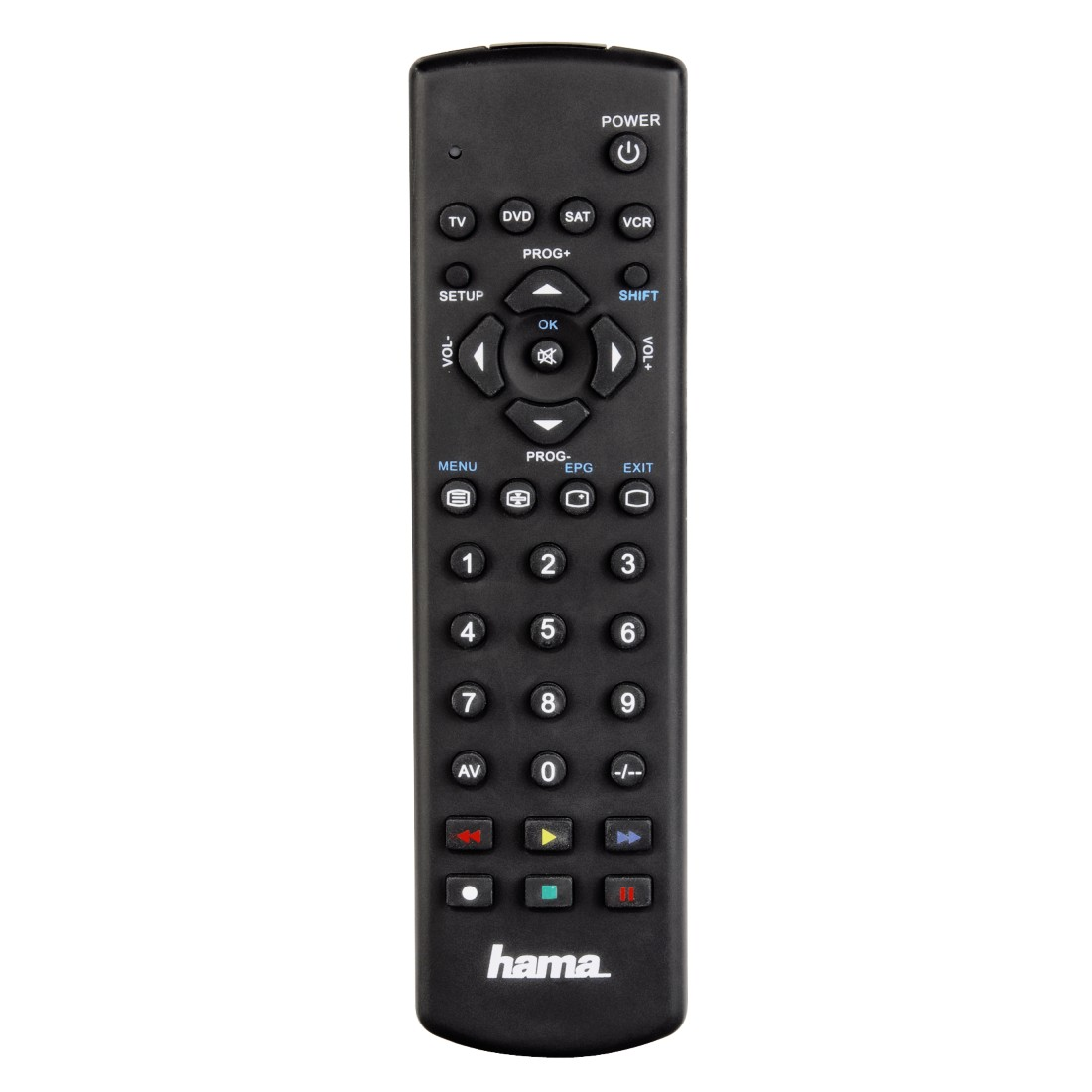 abx High-Res Image - Hama, Universal 4in1 Remote Control