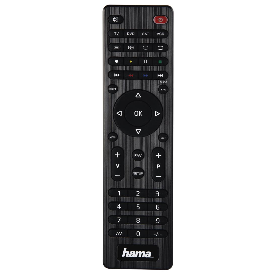 00012183 Hama Universal 4in1 Remote Control Hama
