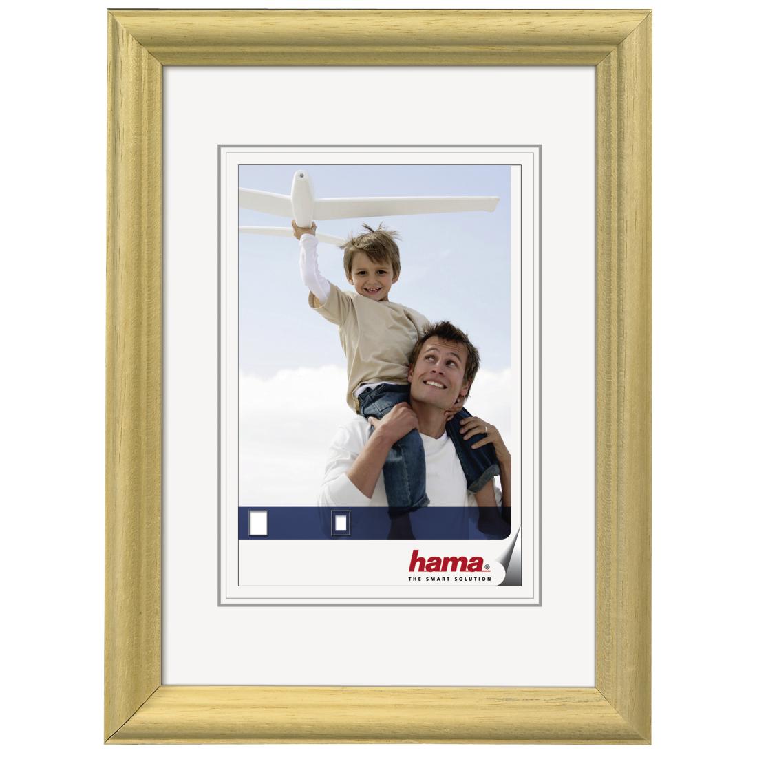 hama.com | 00034809 Hama Holzrahmen \