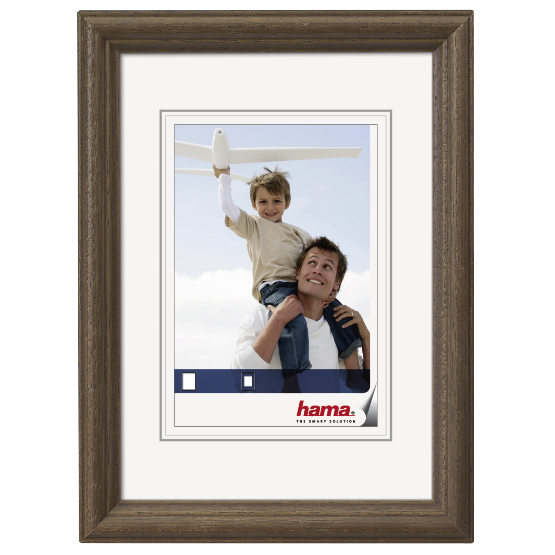 00034849 Hama Wooden Frame \