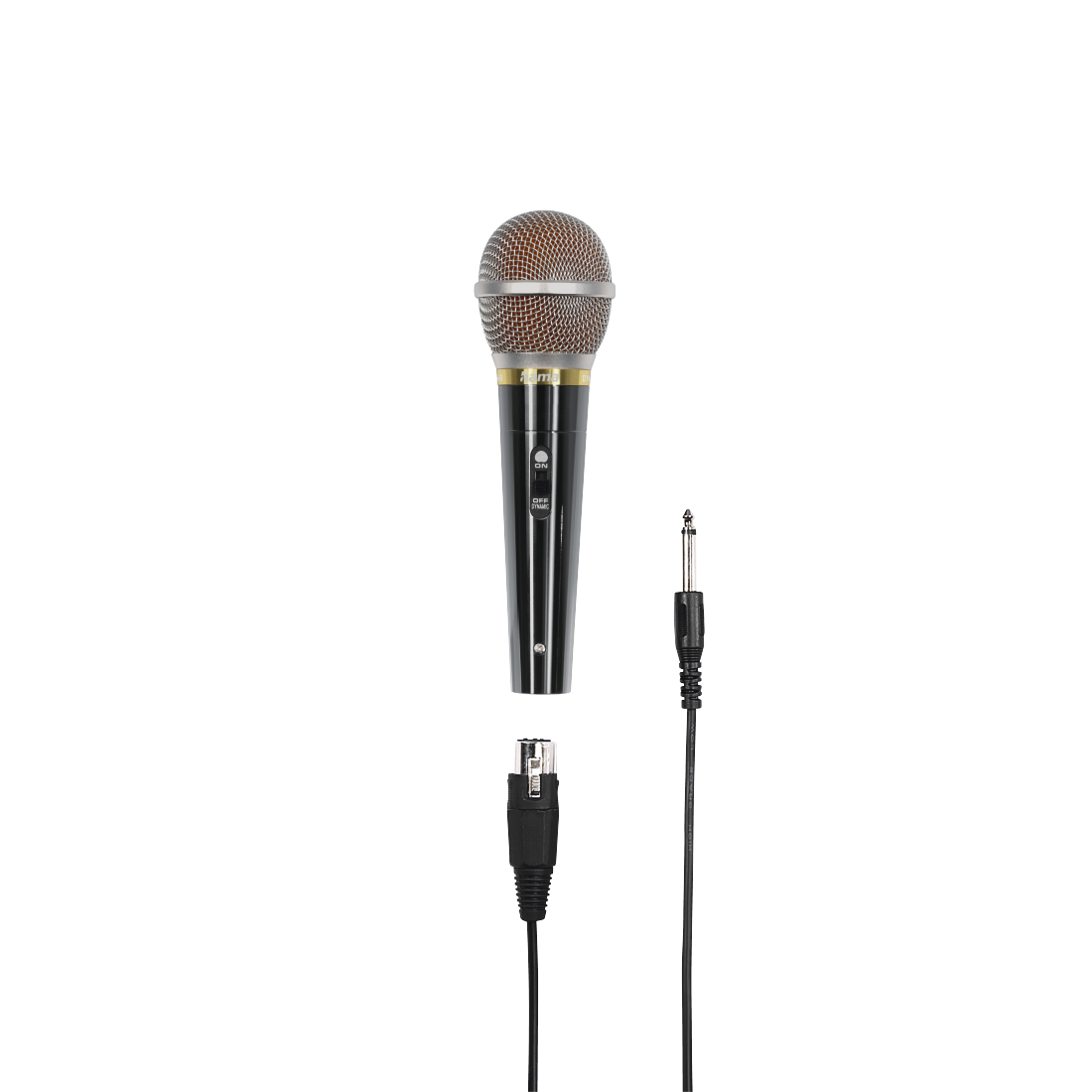"abx High-Res Image - Hama, ""DM 60"" Dynamic Microphone"