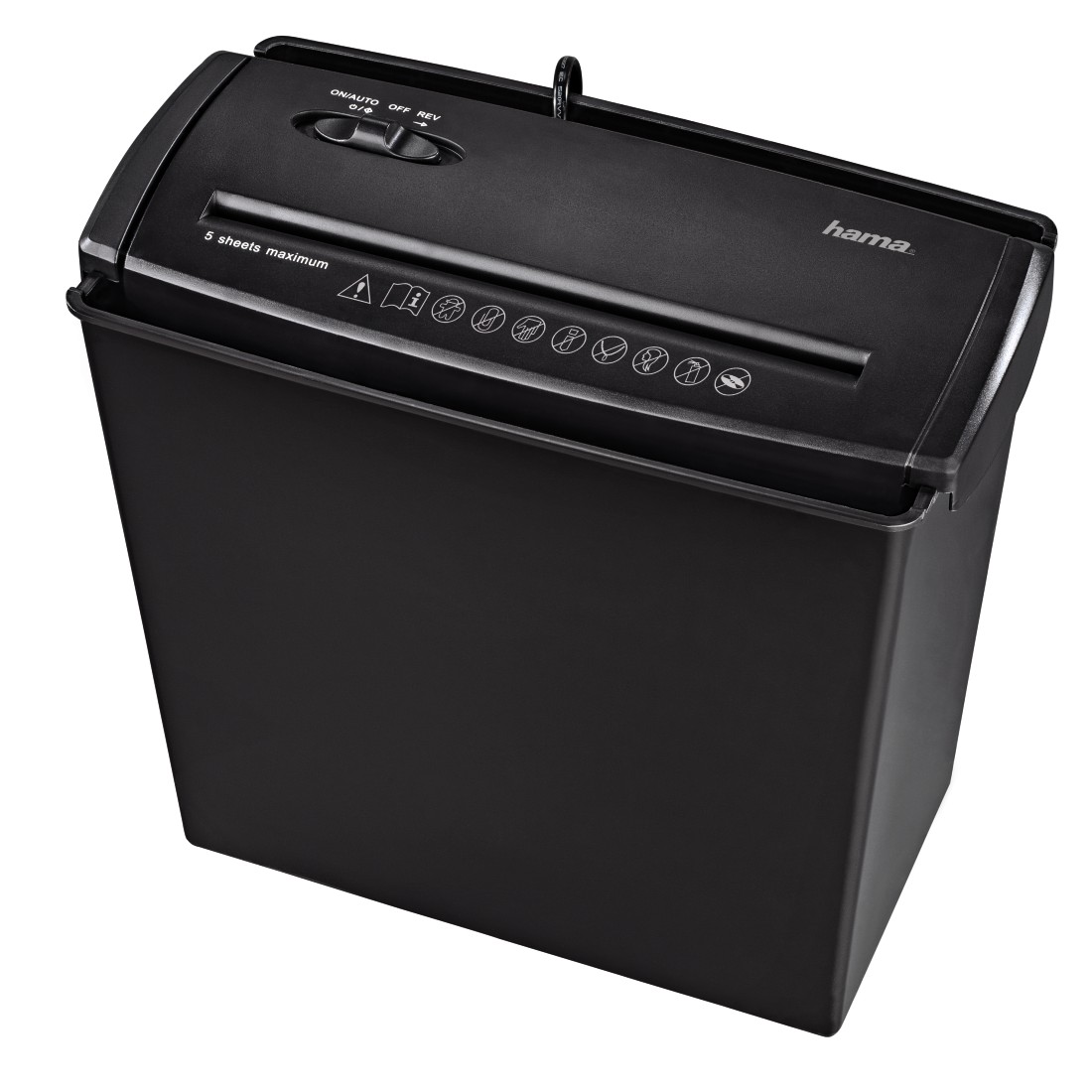 abx High-Res Image - Hama, Home S7 Shredder