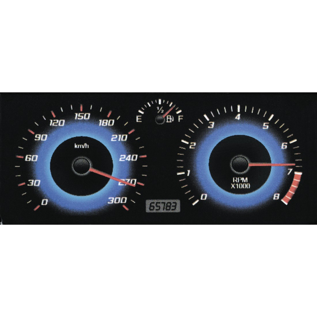 00054490 Hama 7 In 1 Racing Set Accessories Pack Ps4 Slim Pro Tachometer 4 Dex5 High Res Detail 5