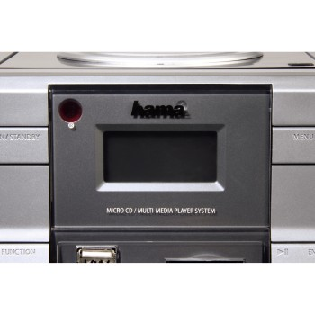 det Detail - Hama, MP3 Stereo System Rip & Play
