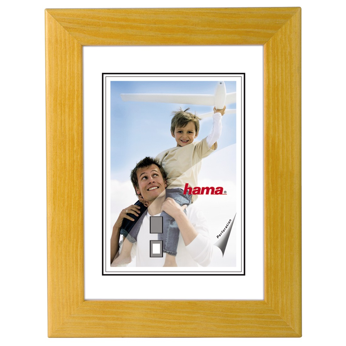 00059642 Hama Wooden Frame \