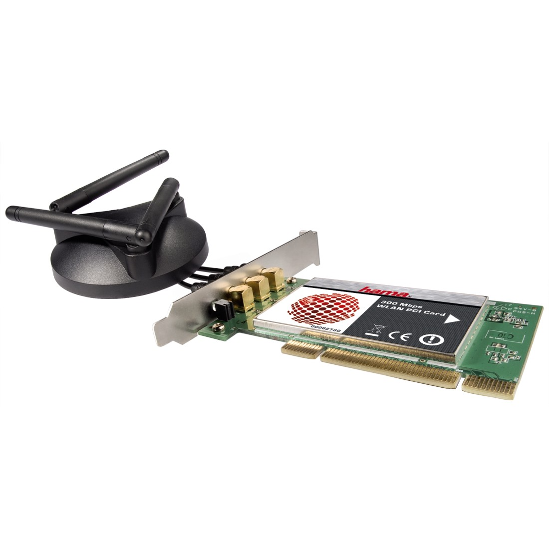 HAMA 54 Mbps WLAN PCI Card Download Driver