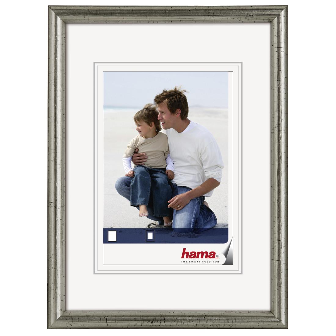 hama.com   00064902 Hama Wooden Frame \