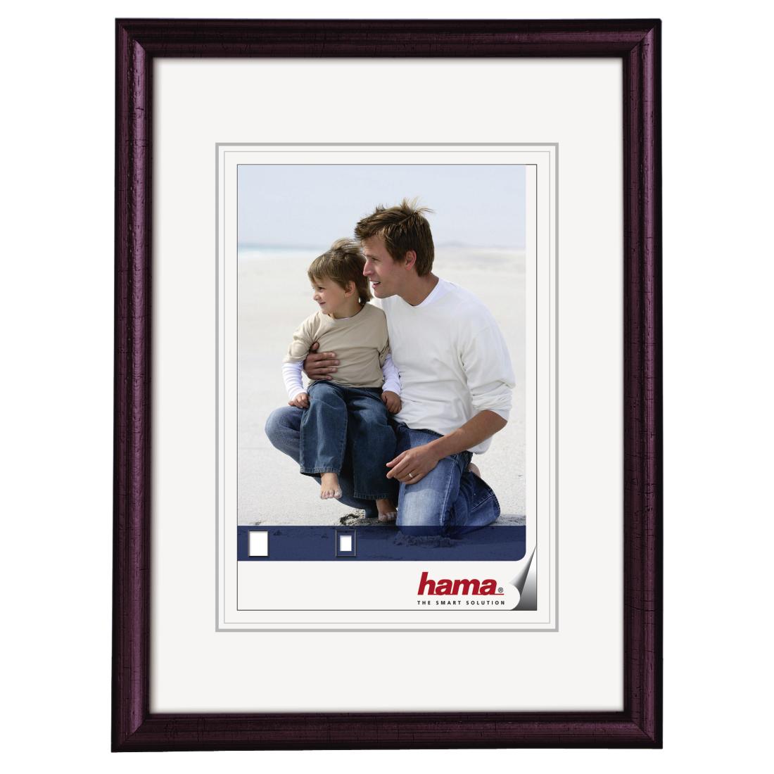hama.com | 00064939 Hama Holzrahmen \