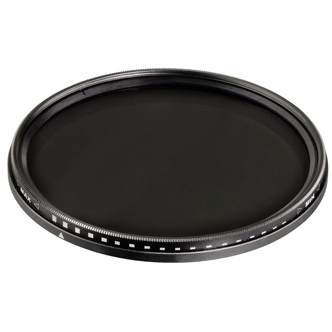 abx High-Res Image - Hama, Vario ND2-400 Neutral-Density Filter, coated, 72.0 mm