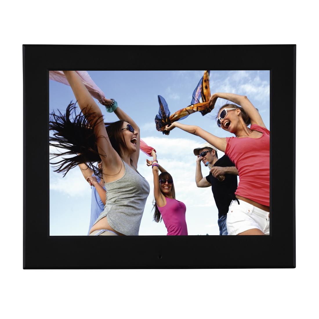 00095290 hama digitaler bilderrahmen 8slb 20 32 cm 8 0 slim 1024 x 768 pixel. Black Bedroom Furniture Sets. Home Design Ideas