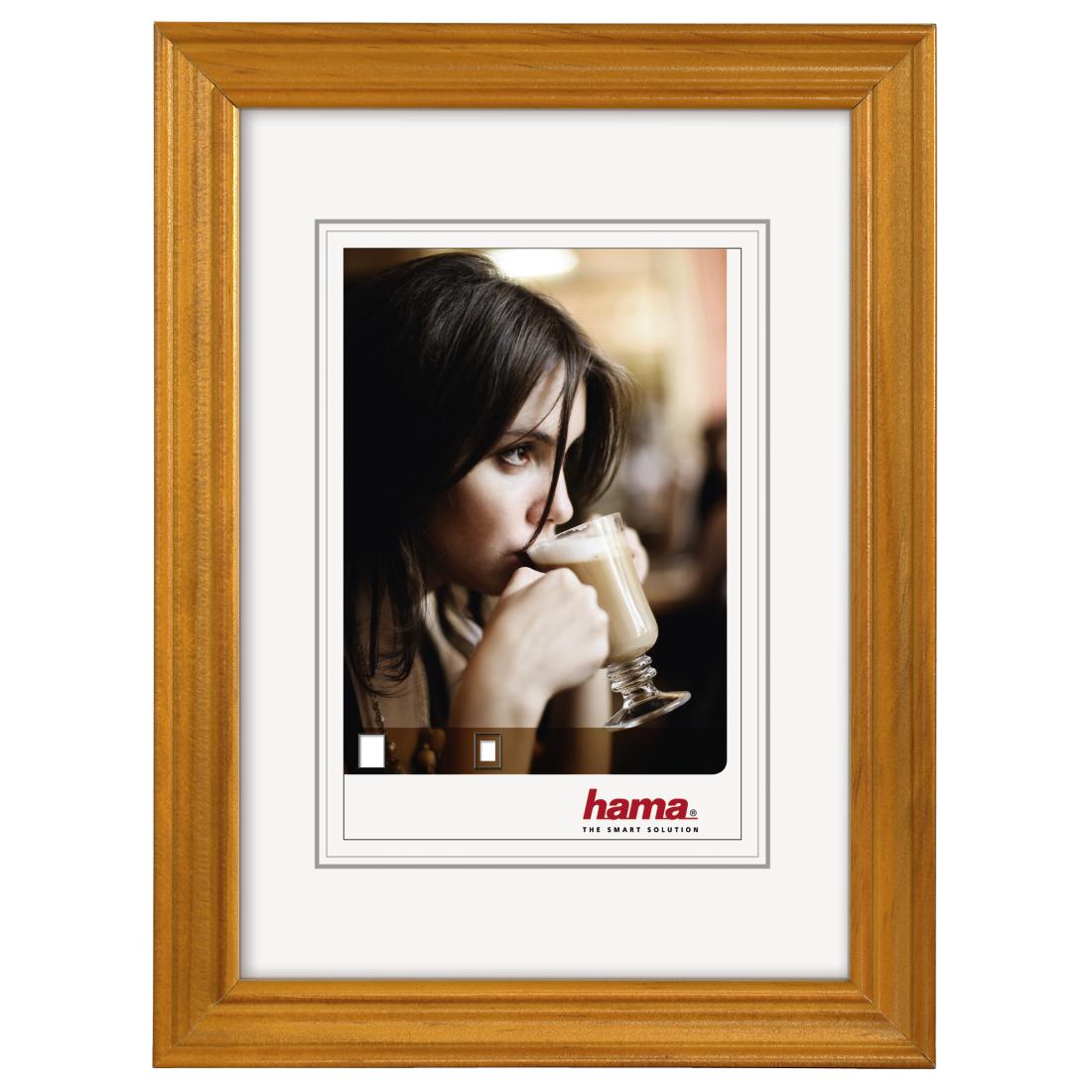 hama.com | 00100317 Hama Holzrahmen \