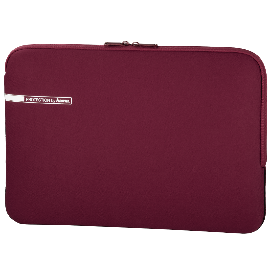 abx High-Res Image - Hama, Neoprene Style Notebook Sleeve, up to 34 cm (13.3), burgundy