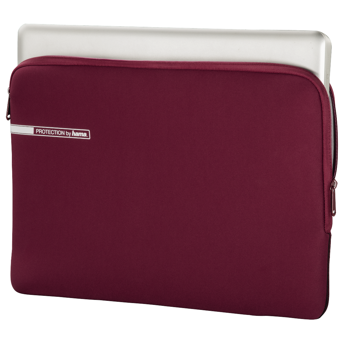 abx2 High-Res Image 2 - Hama, Neoprene Style Notebook Sleeve, up to 34 cm (13.3), burgundy