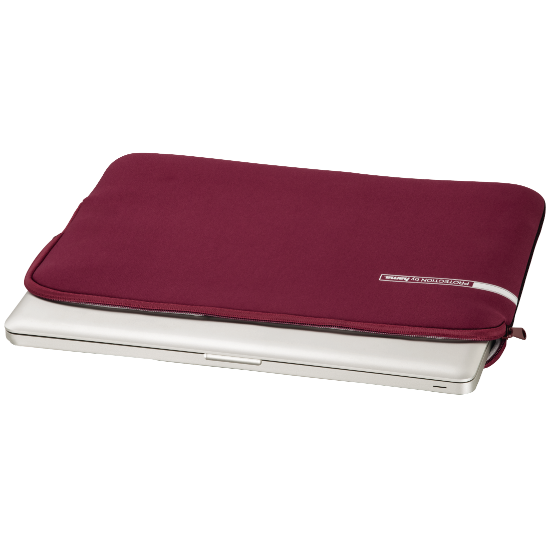 abx3 High-Res Image 3 - Hama, Neoprene Style Notebook Sleeve, up to 34 cm (13.3), burgundy