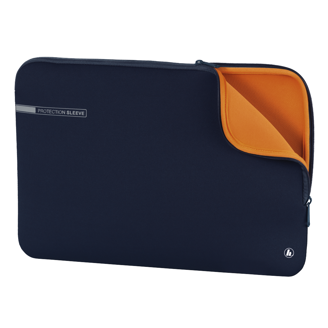 "abx High-Res Image - Hama, ""Neoprene"" Notebook Sleeve, up to 40 cm (15.6""), blue"