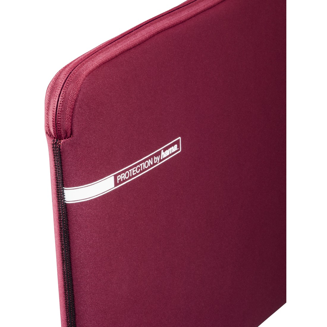 dex High-Res Detail - Hama, Neoprene Style Notebook Sleeve, up to 34 cm (13.3), burgundy