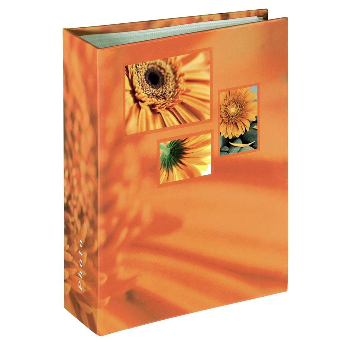 """Minimax-Album orange hama Foto-Album Motiv: /""""Singo/"""""""
