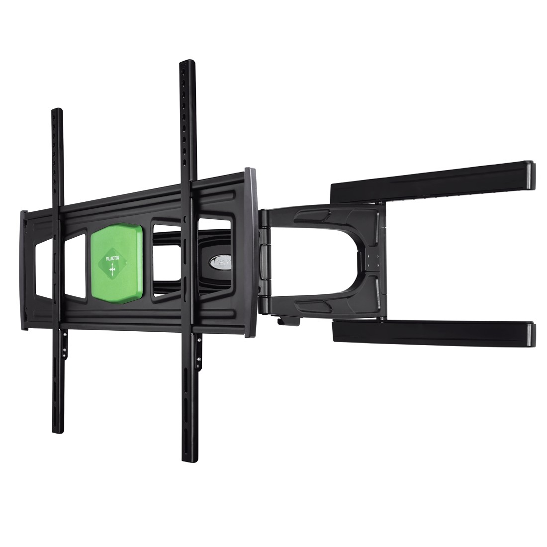 abx High-Res Image - Hama, Ultraslim FULLMOTION TV Wall Bracket, 3 stars, 165 cm (65), 2 arms, bk