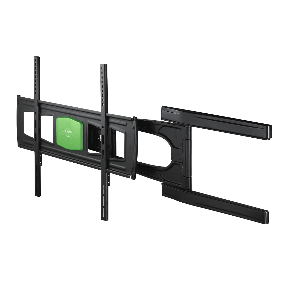 dex8 High-Res Detail 8 - Hama, Ultraslim FULLMOTION TV Wall Bracket, 3 stars, 165 cm (65), 2 arms, bk