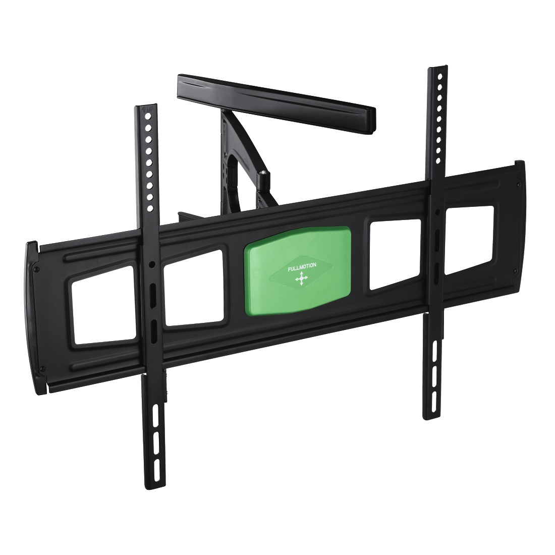 dex9 High-Res Detail 9 - Hama, Ultraslim FULLMOTION TV Wall Bracket, 3 stars, 165 cm (65), 2 arms, bk