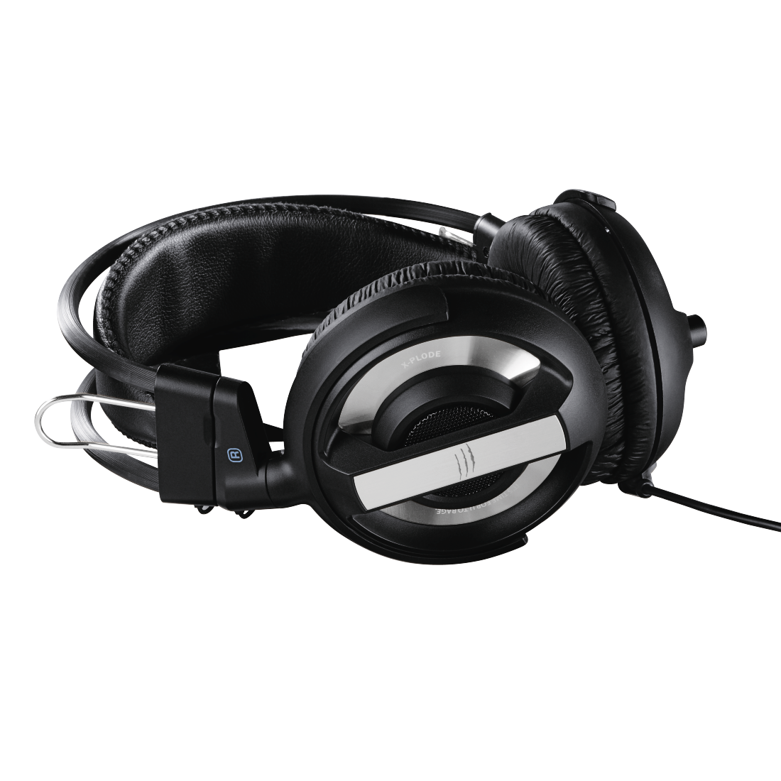 "abx3 High-Res Image 3 - uRage, ""uRage xPlode"" Gaming Headset, black"