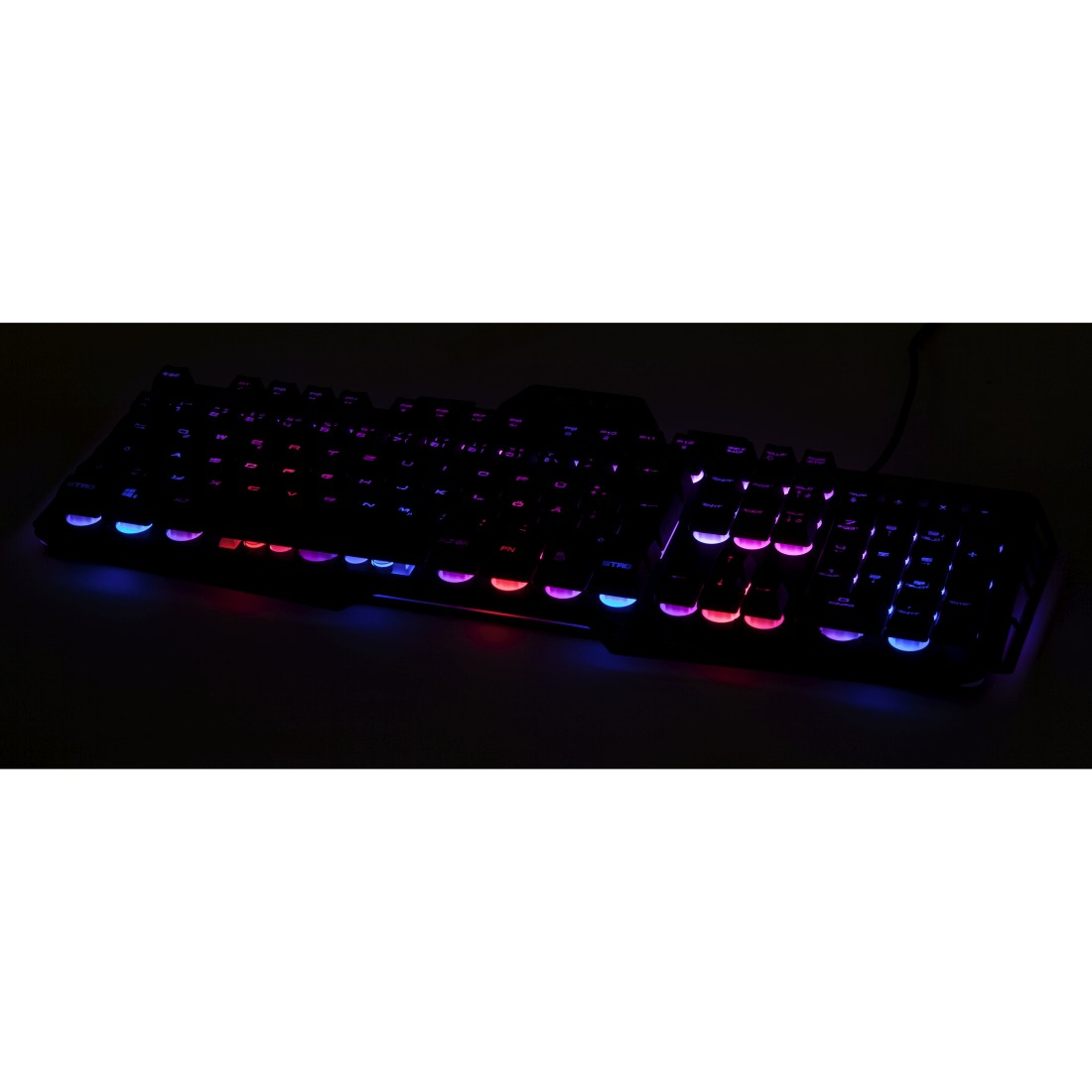 awx8 High-Res Appliance 8 - Hama, uRage Cyberboard Metal Gaming Keyboard