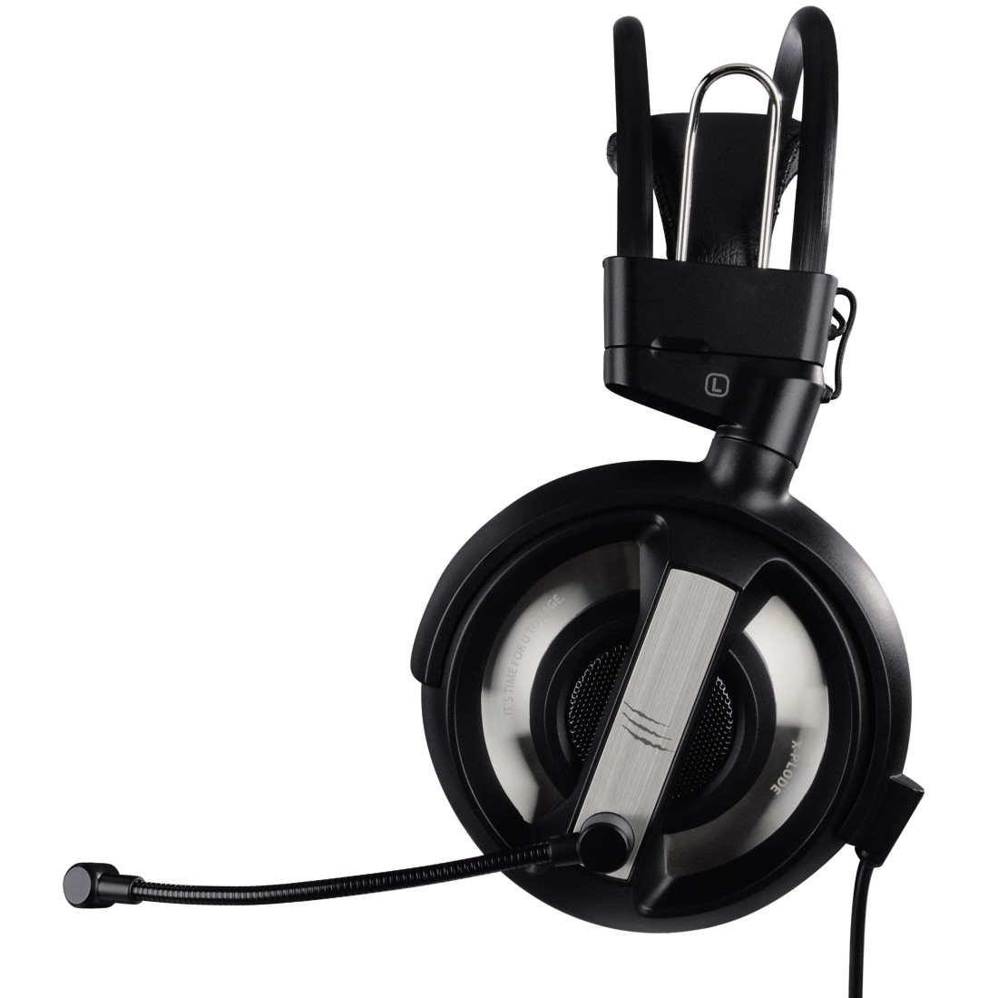 "dex High-Res Detail - uRage, ""uRage xPlode"" Gaming Headset, black"