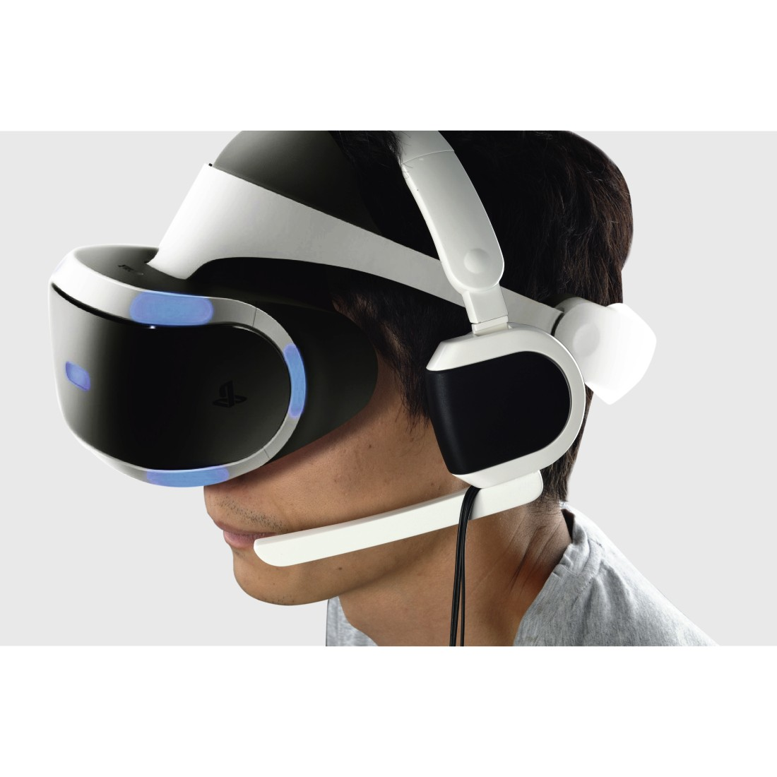 awx2 High-Res Appliance 2 - Hama, Insomnia VR Mono Overhead Headset for PS4/PS VR