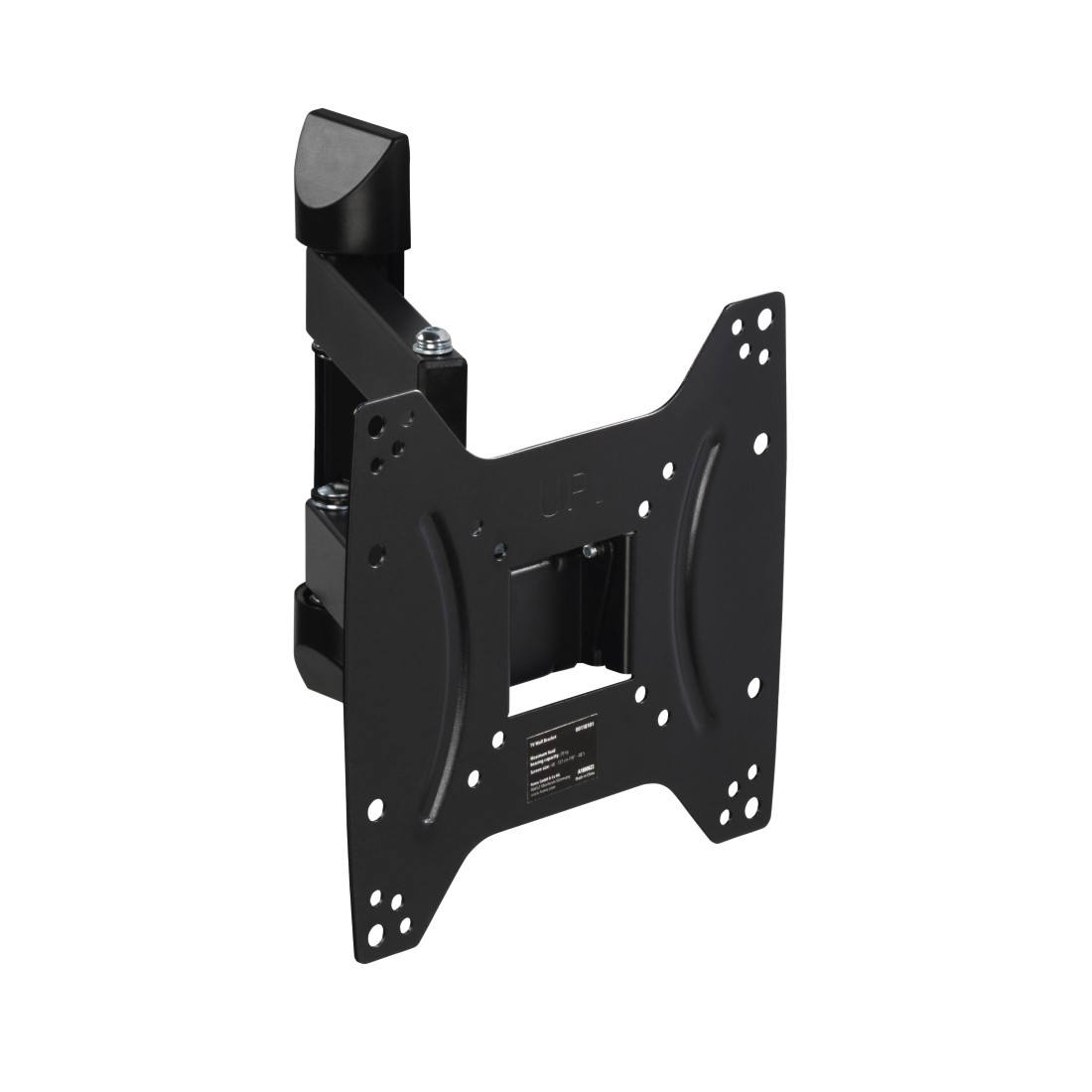 "dex8 High-Res Detail 8 - Hama, FULLMOTION TV Wall Bracket, 1 Star, 200x200, 122cm (48""), 2 arms, black"