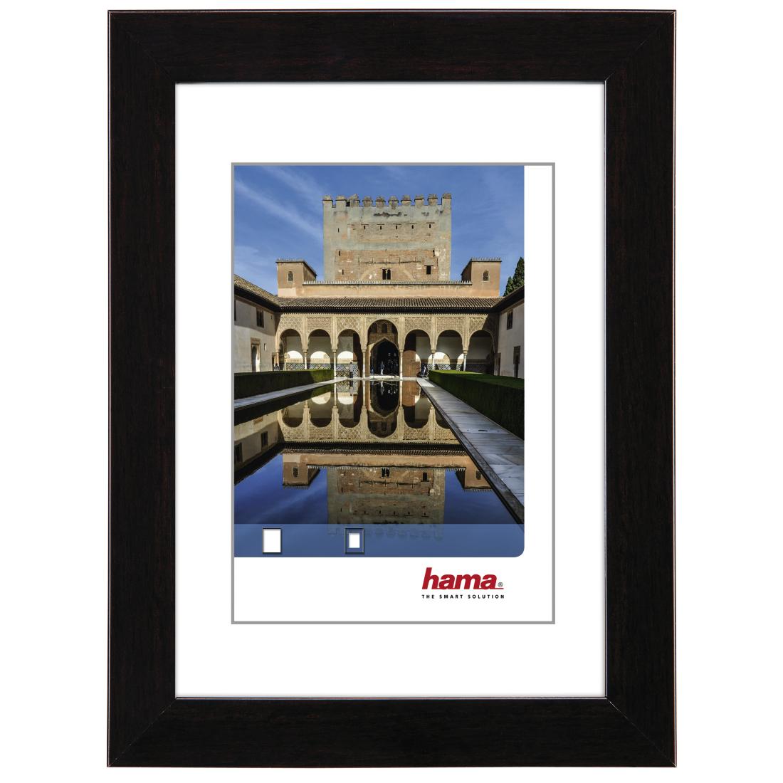 hama.com | 00126006 Hama Kunststoffrahmen \
