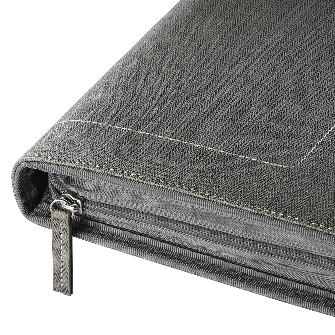 dex High-Res Detail - Hama est. 1923, Hannover Tablet Organizer A4, light grey