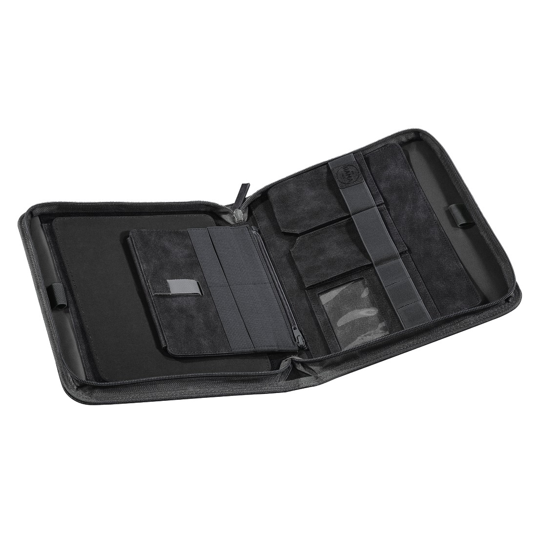dex6 High-Res Detail 6 - Hama est. 1923, Hannover Tablet Organizer A5, washed anthracite