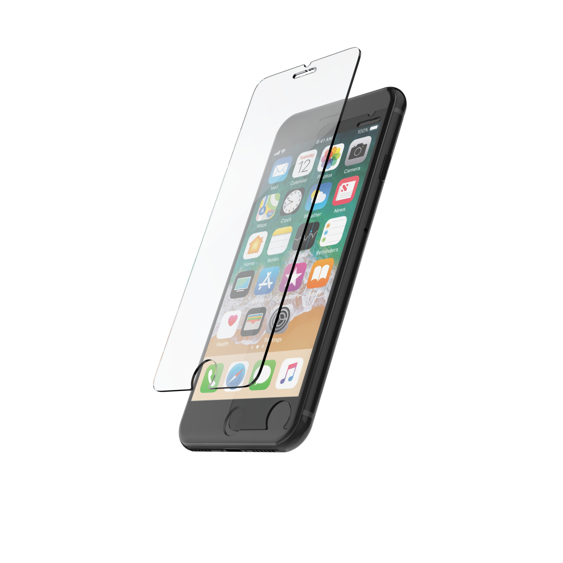 Hama Crystal Clear Cover iPhone 6/6s