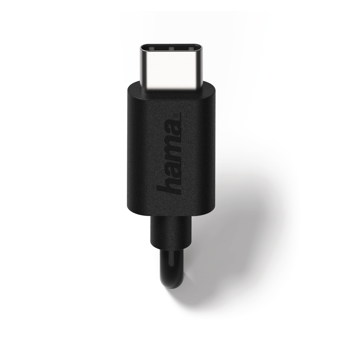abx2 High-Res Image 2 - Hama, Car Charger, USB Type-C, 3 A, black
