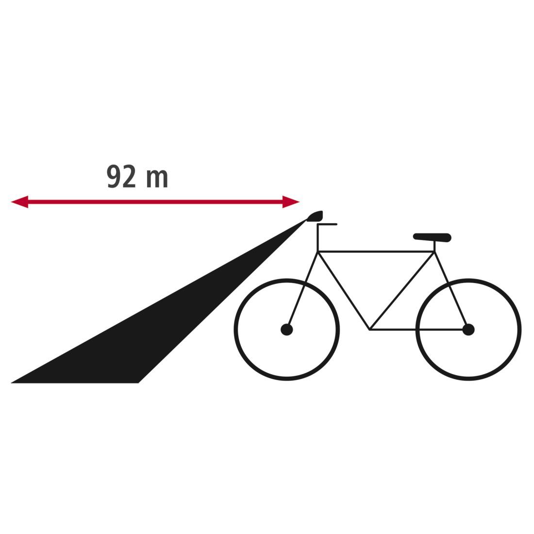 One Size Multicoloured Hama Unisexs 00178105 Bike Light