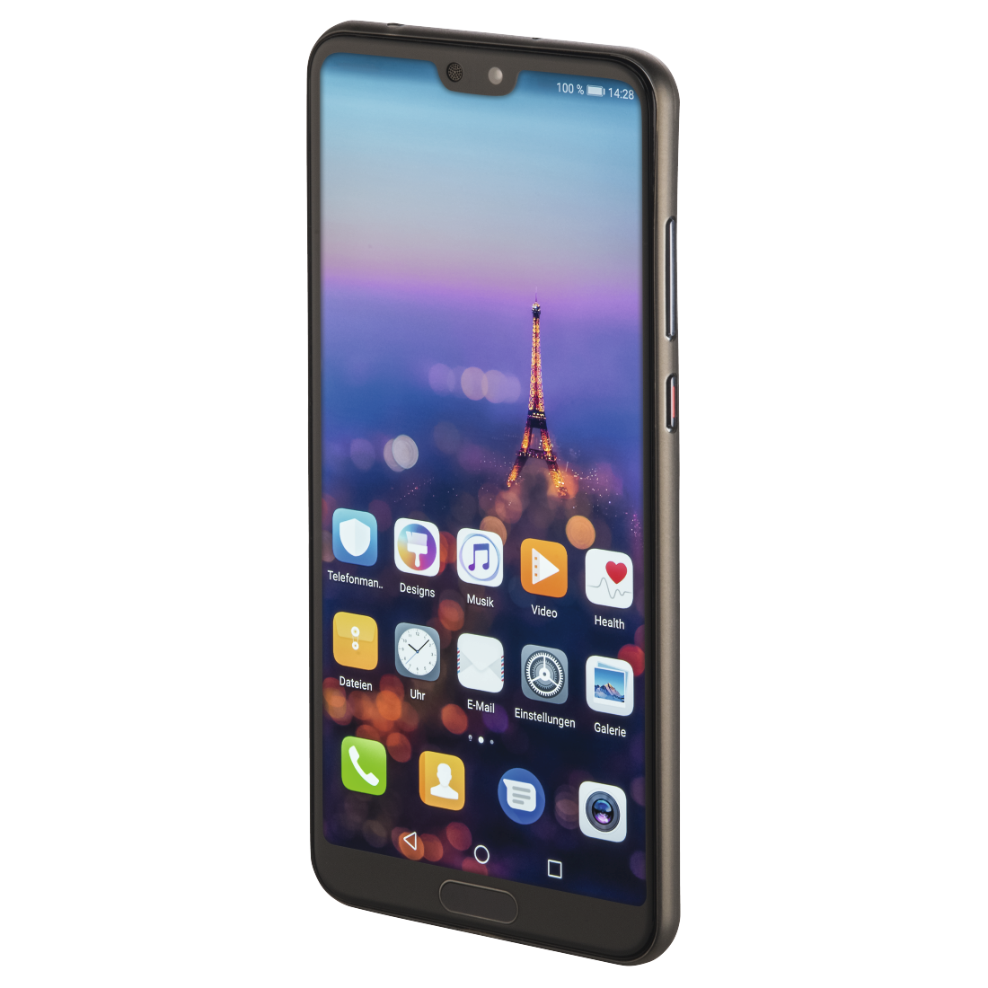 Hama Protective Case for Huawei P20/Black