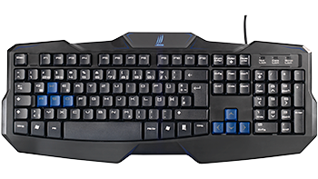 38be2e38f1e Gaming keyboards | hama.com